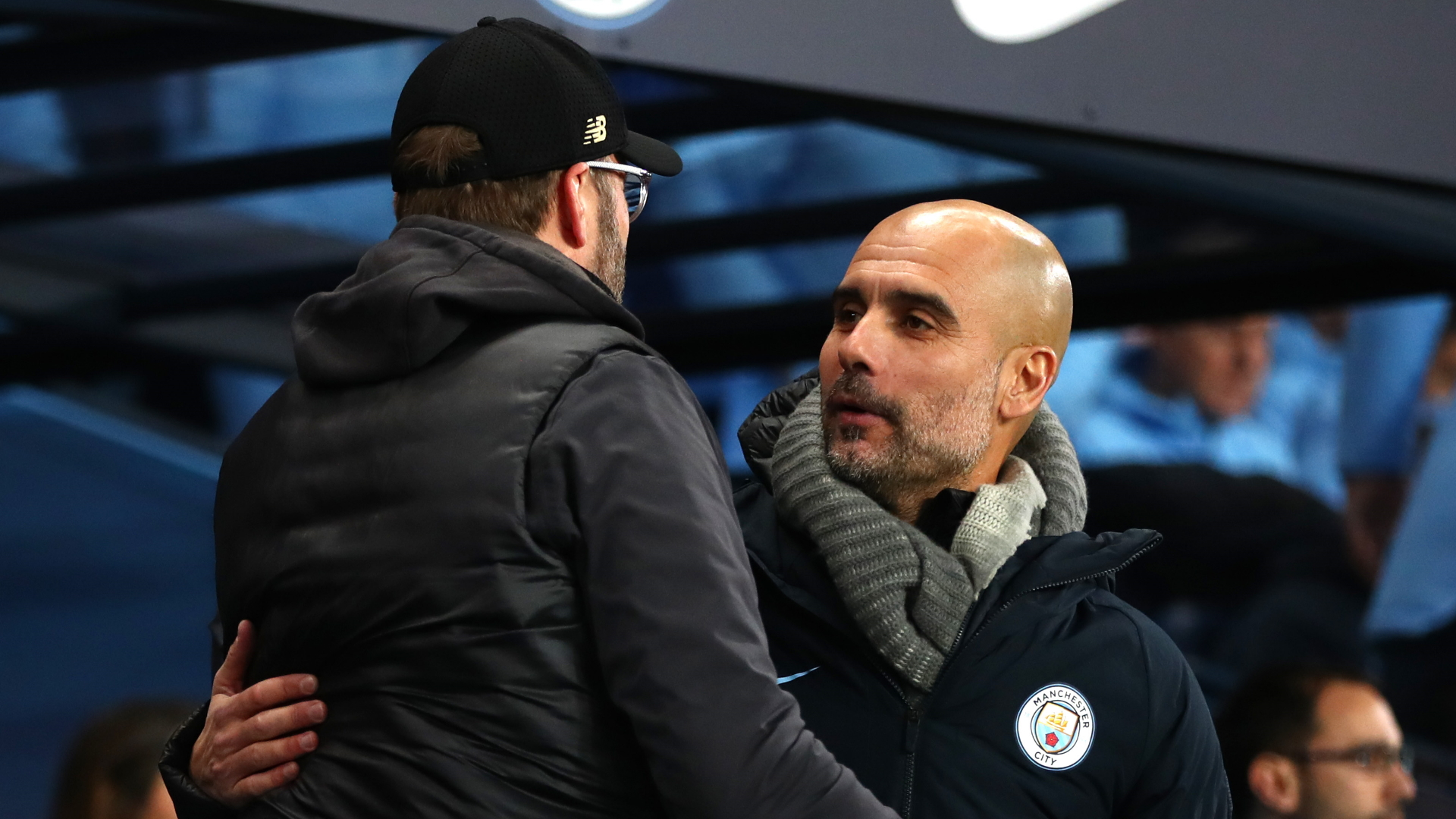 Jurgen Klopp has been Pep Guardiola's biggest challenge in management